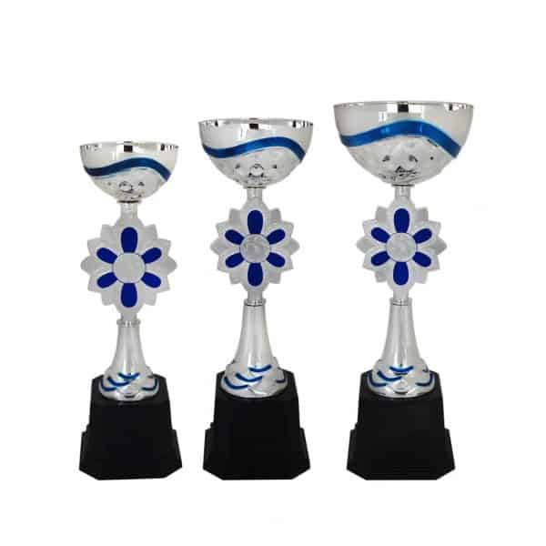 Acrylic Trophies AC4015 – Acrylic Bowl & Flower Trophy