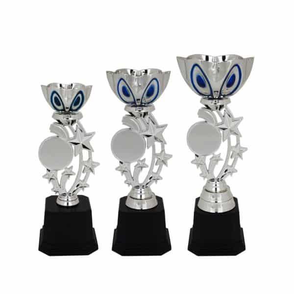 Acrylic Trophies AC4023 – Acrylic Bowl & Star Trophy