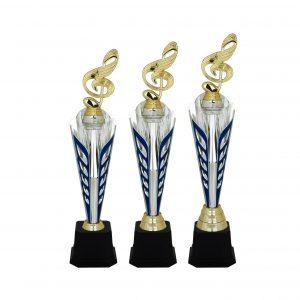 Acrylic Trophies AC4043 – Acrylic Music Trophy