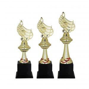 Acrylic Trophies AC4046 – Acrylic Music Trophy