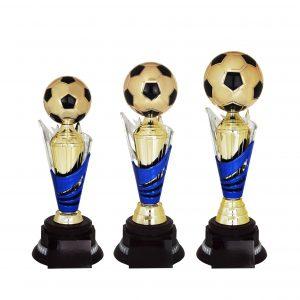 Acrylic Trophies AC4085 – ACRYLIC FOOTBALL + STAR