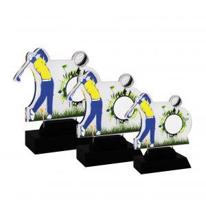 Acrylic Plaques AC4149 – Acrylic Golf Plaque