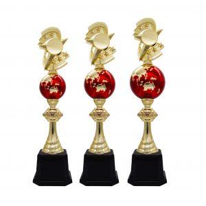 Acrylic Trophies AC4174 – Acrylic Star & Globe Trophy