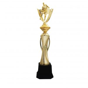 Acrylic Trophies AC4183 – Acrylic Basketball Trophy