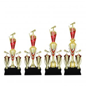 Acrylic Trophies AC4200 – Acrylic Microphone Trophy