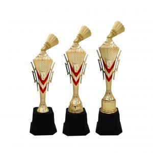 Acrylic Trophies AC4218 – Acrylic Badminton Trophy