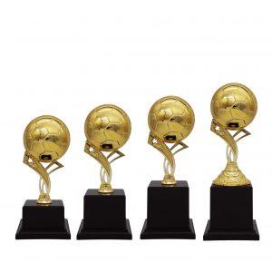 Acrylic Trophies AC4240 – Acrylic Football Trophy