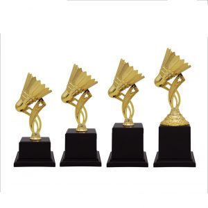 Acrylic Trophies AC4241 – Acrylic Badminton Trophy
