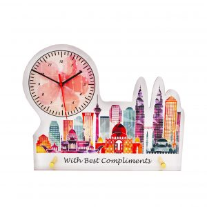 Clock Plaques AC4264 – Acrylic Plaque With Clock