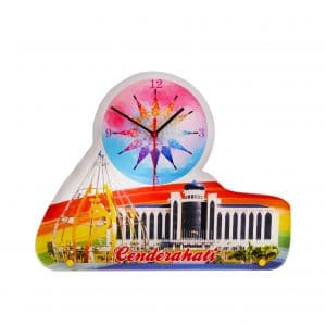 Clock Plaques AC4267 – Acrylic Plaque With Clock