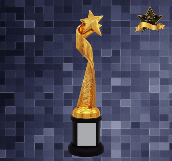 Sculpture Trophies AC4278 – Exclusive Star Sculptures Awards