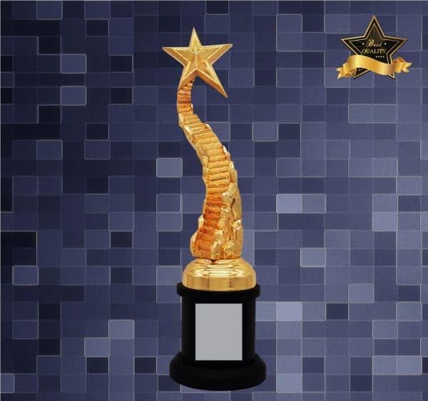 Sculpture Trophies AC4279 – Exclusive Star Sculptures Awards