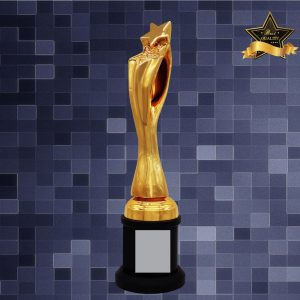 Sculpture Trophies AC4280 – Exclusive Star Sculptures Awards