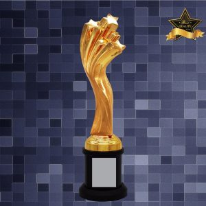 Sculpture Trophies AC4281 – Exclusive Star Sculptures Awards