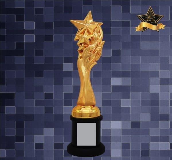 Sculpture Trophies AC4282 – Exclusive Star Sculptures Awards