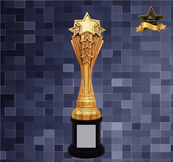 Sculpture Trophies AC4284 – Exclusive Star Sculptures Awards