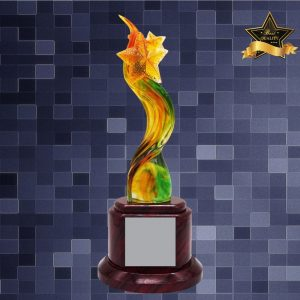 Sculpture Trophies AC4299 – Exclusive Star Sculptures Awards