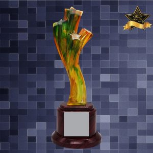 Sculpture Trophies AC4303 – Exclusive Star Sculptures Awards