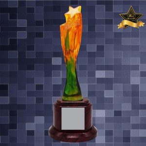 Sculpture Trophies AC4304 – Exclusive Star Sculptures Awards