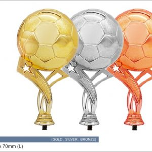Plastic Trophies ACPF-04 F – Football Plastic Top Holder