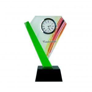Clock Plaques CL2000 – Exclusive Crystal Clock Series
