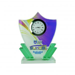 Clock Plaques CL2001 – Exclusive Crystal Clock Series