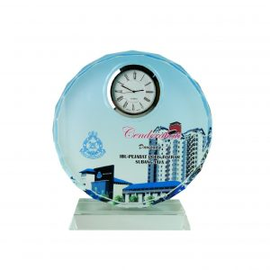 Clock Plaques CL2003 – Exclusive Crystal Clock Series