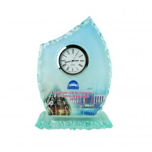 Clock Plaques CL2006 – Exclusive Crystal Clock Series