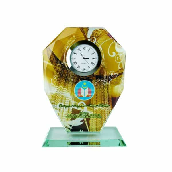 Clock Plaques CL2019 – Exclusive Crystal Clock Series