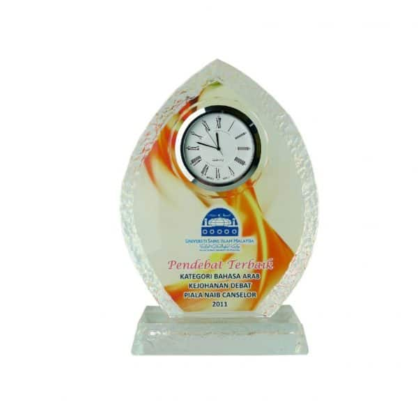 Clock Plaques CL2024 – Exclusive Crystal Clock Series