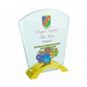 Crystal Plaques CR3003 – Exclusive Crystal Plaque