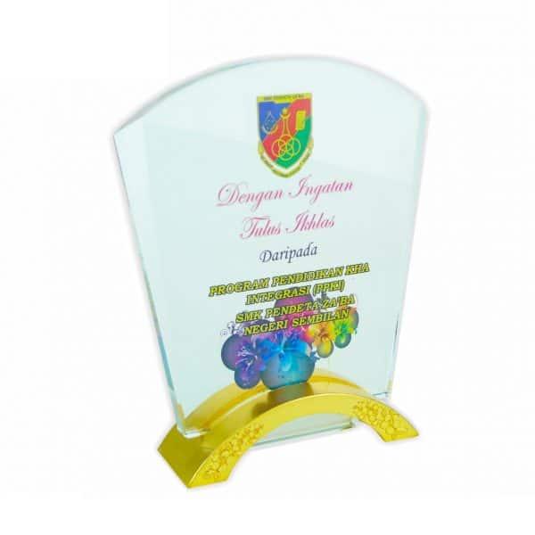 Crystal Plaques CR3003 – Exclusive Crystal Plaque