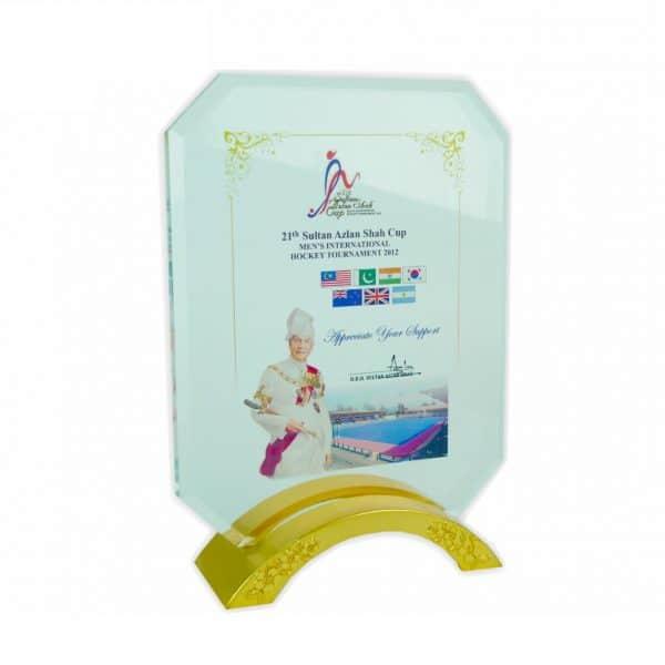Crystal Plaques CR3004 – Exclusive Crystal Plaque