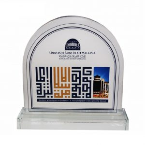 Crystal Plaques CR3034 – Exclusive Crystal Plaque