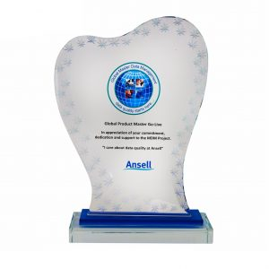 Crystal Plaques CR3059 – Exclusive Crystal Plaque
