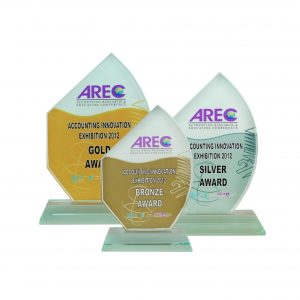 Crystal Plaques CR8002 – Exclusive Crystal Glass Awards