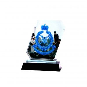 Crystal Plaques CR8005 – Exclusive Crystal Glass Awards