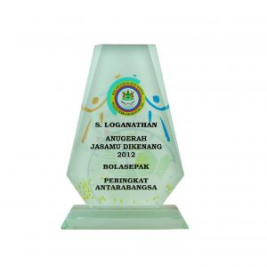 Crystal Plaques CR8013 – Exclusive Crystal Glass Awards