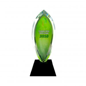 Crystal Plaques CR8047 – Exclusive Lens Crystal Glass Awards