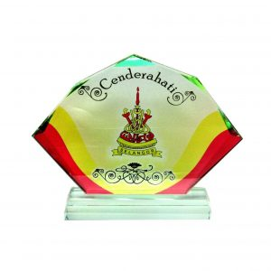 Crystal Plaques CR8062 – Exclusive Crystal Glass Awards