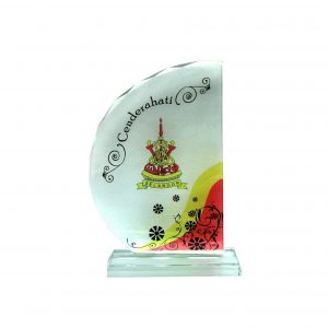Crystal Plaques CR8064 – Exclusive Sail Crystal Glass Awards
