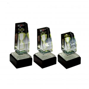 Crystal Plaques CR8072 – Exclusive Crystal Glass Awards
