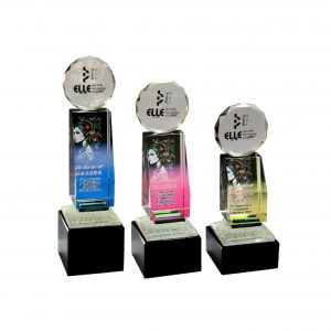 Crystal Plaques CR8073 – Exclusive Crystal Glass Awards