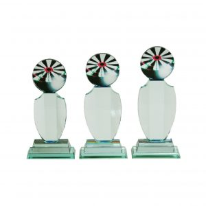Crystal Plaques CR8109 – Exclusive Crystal Glass Awards
