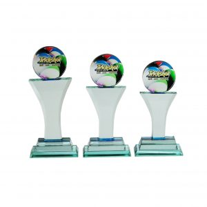 Crystal Plaques CR8110 – Exclusive Crystal Glass Awards