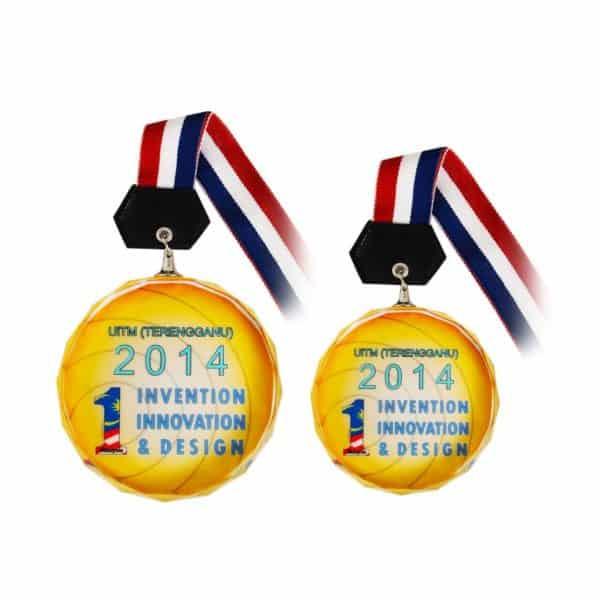 Crystal Medals CR8120 – Crystal Hanging Medal