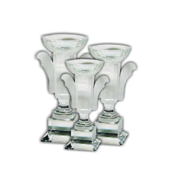 Crystal Trophies CR8122 – Exclusive Crystal Glass Awards