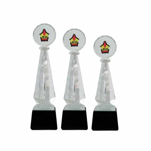 Crystal Trophies CR8125 – Exclusive Crystal Glass Awards
