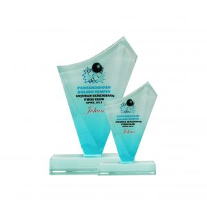 Crystal Plaques CR8135 – Exclusive Crystal Glass Awards