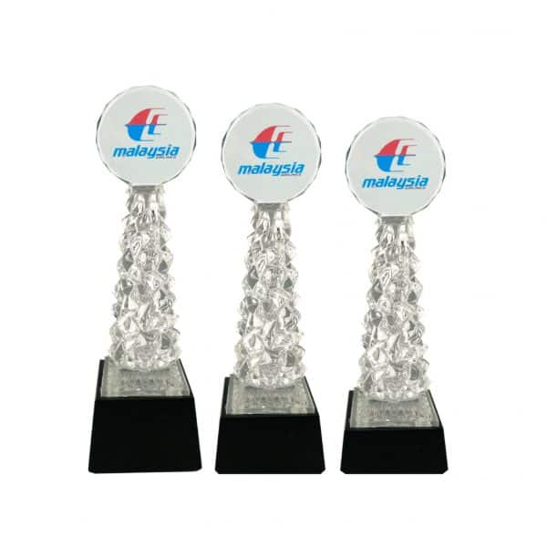 Crystal Trophies CR8144 – Exclusive Crystal Glass Awards